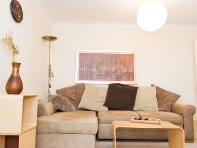 Photo for Very central, cozy 2 bedroom flat