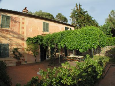 Photo for Charming semi-detached 'casale' of the 19th century w/garden