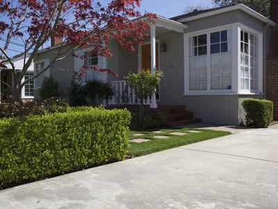 Photo for Remodeled Beautiful Bungalow - New Listing on Quiet Street Near Burlingame Ave