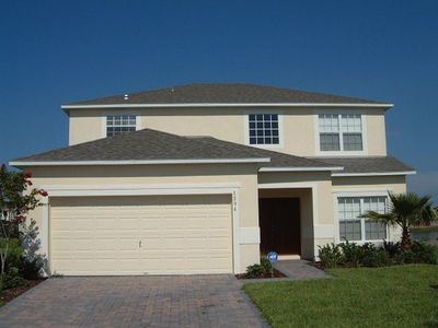 Photo for Villa With Lake View In Cumbrian Lakes, Kissimmee, Florida