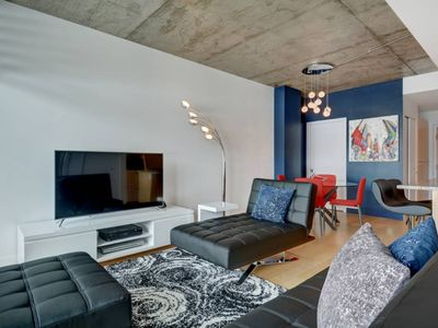 Photo for 1BR Condo Vacation Rental in Quebec City, QC