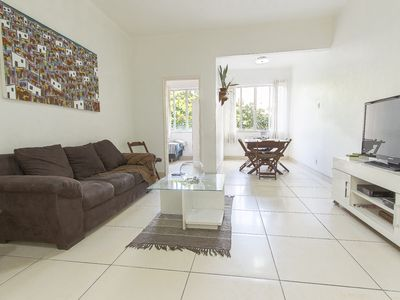 Photo for Spacious 3 Bedrooms Next to Copacabana Beach and Arpoador!