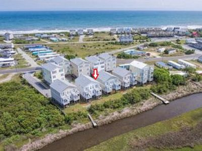 Photo for So Much Fun! 3 BR 3 Bath Beach House Topsail Island Surf City NC 5 mins walk bch