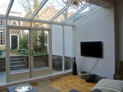 Photo for Keizersgracht Residence - Garden View Suite