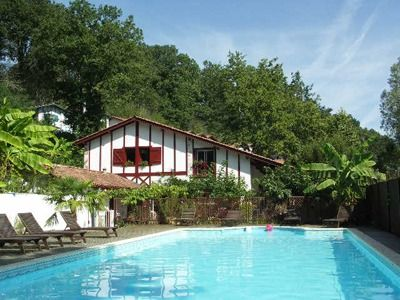Photo for Self catering Les Collines Iduki for 4 people