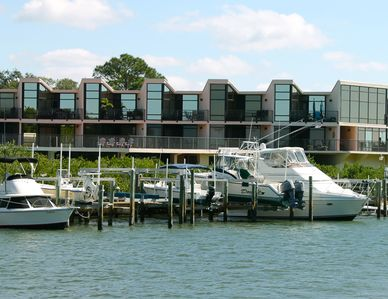 Photo for Waterfront New Smyrna Intracoastal Condo & Boat Slip, 5-Star Rating, Pool/hottub