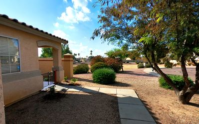 Photo for Secluded Glendale Home attached to private park.  Minutes to Westgate.
