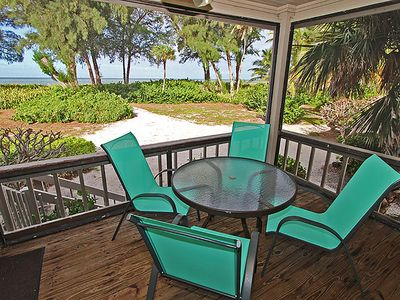 Photo for Captiva Island, FL Beach Cottage  - South Seas Island Resort - Beachfront Home