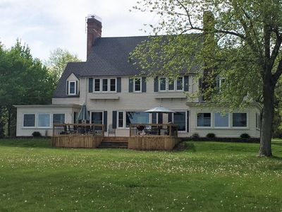 Photo for Fabulous 4 acre estate on Lake Erie, Fort Erie Ontario
