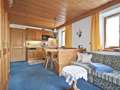 Photo for holiday flat -2- (53 qm), balcony, kitchen, 1 bedroom, 1 livingroom, max. 3 persons