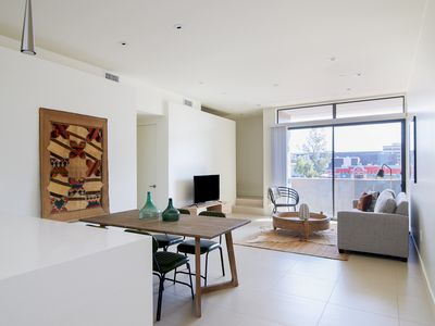 Photo for Sonder | Old Town Suites | Vibrant 2BR + Balcony