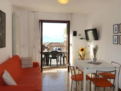 Photo for 2 bedroom Apartment, sleeps 4 in Gravedona with Air Con and WiFi