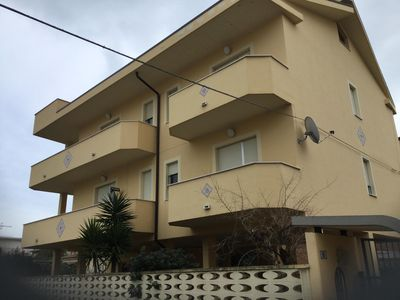 Photo for RESIDENCE EFFERRE 50 meters from the sea Apartment of 150 square meters