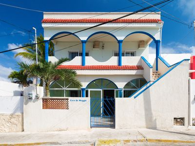 Photo for La Gloria: Your Local Home-away-from Home in Isla Mujeres!
