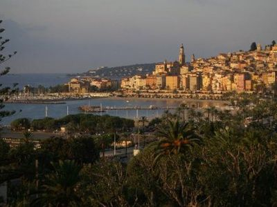 Photo for SUPERB 2 ROOMS - TERRACE SEA VIEW AND OLD TOWN - PARKING - MENTON GARAVAN
