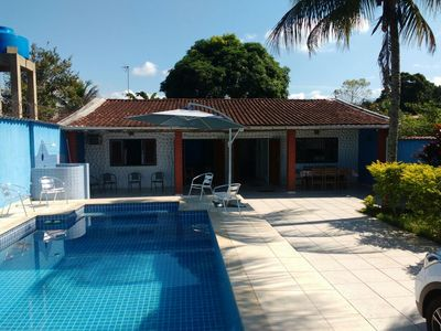 Photo for House in Boracéia II w / Pool 3 bedrooms w / 2 Suites, Pool Table, 4banheiro
