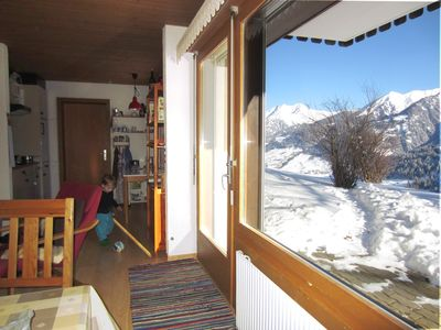 Photo for Sunny Apartment With Terrace In Idyllic Setting, 2 Bedrooms, Sleeps 4