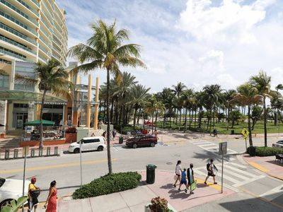 Photo for Ocean Drive's Heart! South Beach prime Beach Front