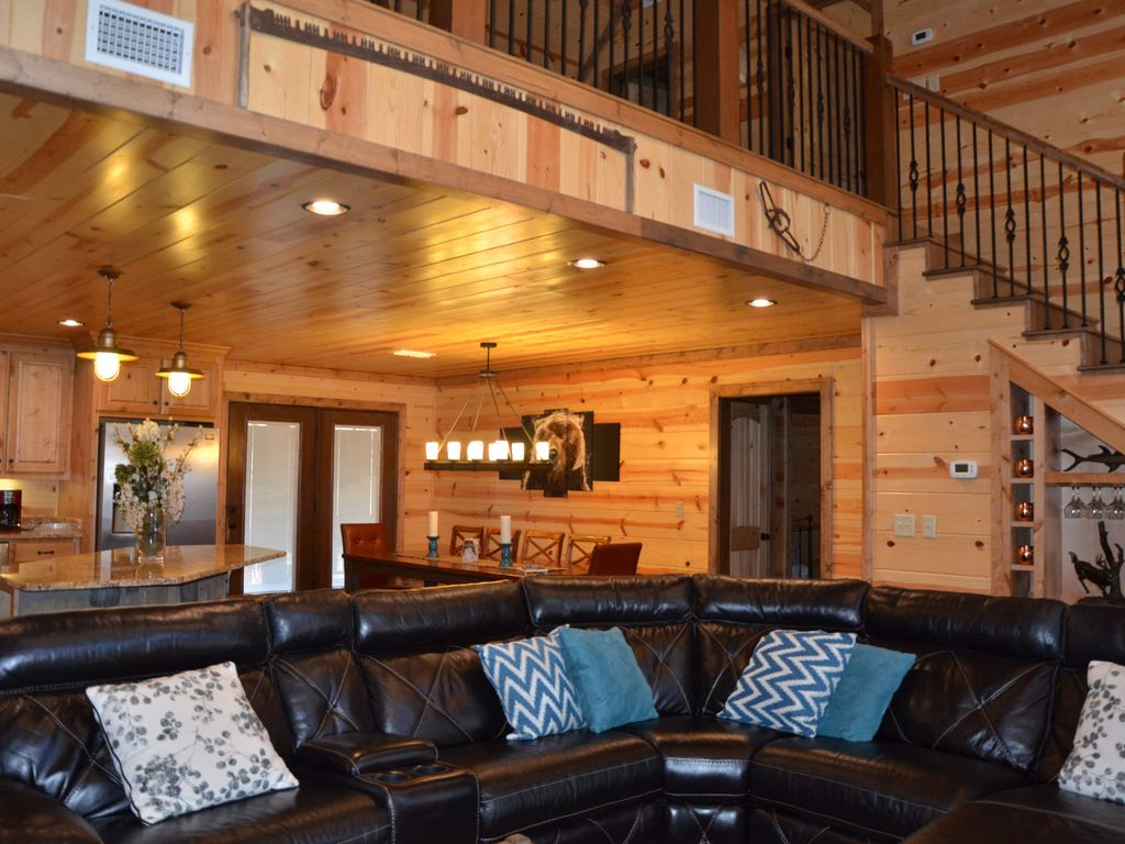 bow tlc luxury broken mountain oklahoma cabin cabins rental