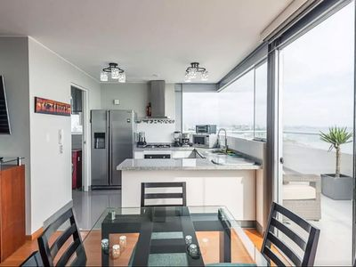 Photo for Amazing Penthouse Large Full Oceanview Balcony