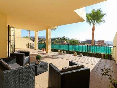 Photo for Mediterranean Pearl - 3BR Apartment Close to Everything in La Cala