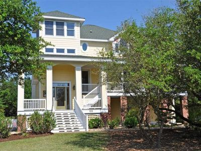 Photo for Parrothead Manor: 6 BR / 5 BA house in Corolla, Sleeps 16