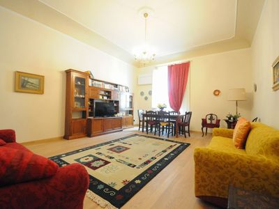 Photo for Great lovely new huge apartment situated in the heart of Florence