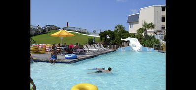 Photo for A Place at the Beach resort Family Fun!150'Waterslide, indoor pool&Putt Putt