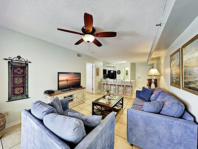 Photo for Chic 1BR at Harbour Place w/ Gulf Views - By TurnKey
