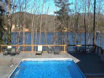 Photo for Woodland Waters ...A relaxing escape on Lake Lanier GA.  #DiscoverLakeLanier