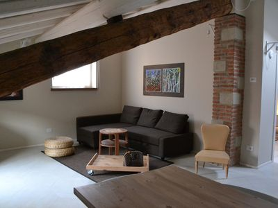 Photo for Casa Carlottina - Attic in the heart of Lazise