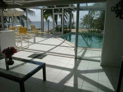 Photo for The Pools #1- the Luxury Beachfront Hideaway with Private Pool