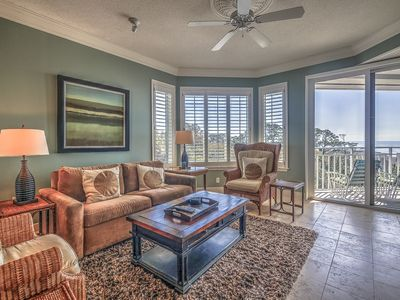 Photo for 2503 SeaCrest- Ocean views & Beautifully renovated Interior.