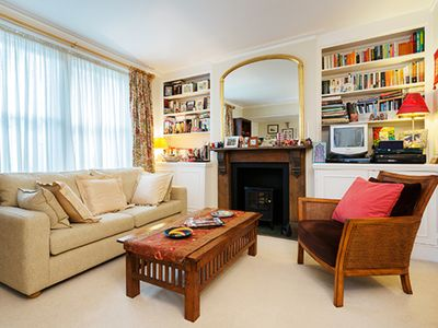Photo for Located nearly Chelsea Harbour is this beautiful 2 bed family home (Veeve)