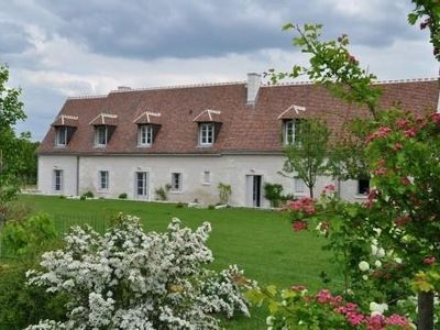 Photo for Large farmhouse, 5 épis (stars), every comfort, quiet, private pool 15 pers. max