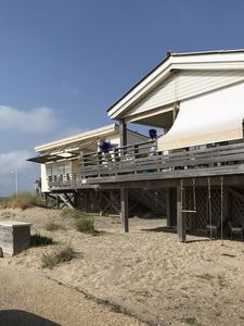 Photo for FAMILY CHALET - FACING THE SEA - NINE