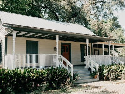 Photo for Cozy Cajun Cabin two blocks from the Parade Route or Downtown Lafayette