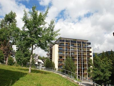 Photo for Apartment in the center of Davos with Lift, Parking, Internet, Washing machine (53925)