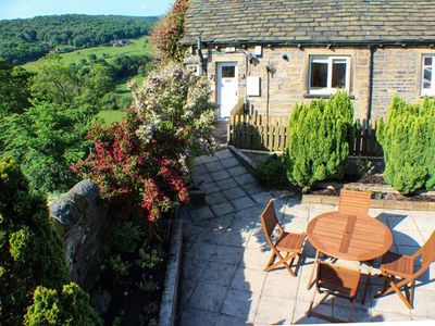 Photo for HOLMDALE COTTAGE, with a garden in Netherton, Yorkshire, Ref 29640