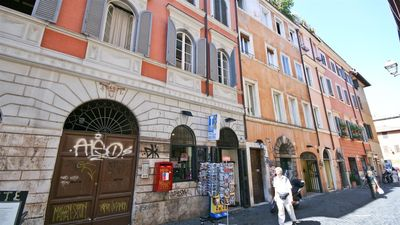 Photo for Apartment 353 m from the center of Rome with Internet, Air conditioning, Washing machine (912448)