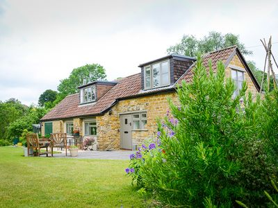 Photo for Cosy Country Cottage in the beautiful village of Stoke Abbott
