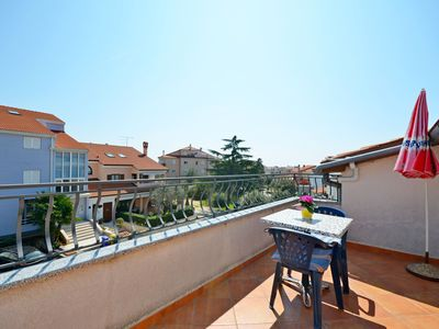 Photo for Apartments Milan (73041-A1) - Rovinj