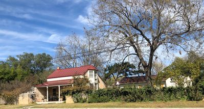 Photo for Sweet Escape- Historic Rock Estate Home with Pool & Hot Tub-1 Block to Main!