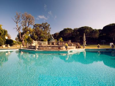 Photo for MAS CRANYES, VILLA IN PLATJA D'ARO WITH PRIVATE POOL AND 20.000 SQM GARDEN.