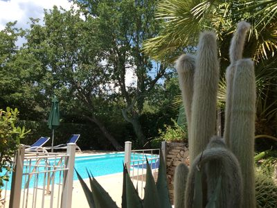 Photo for TOP holiday house / villa with pool next to the sea / Côte d 'Azur / South of France