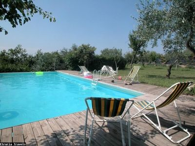 Photo for 3BR Cottage Vacation Rental in Sesto Fiorentino, Toscana