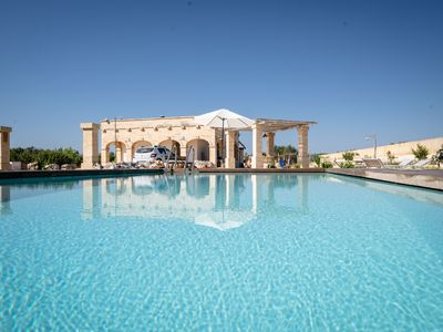 Photo for Villa La Sita relaxing holiday in the heart of Salento