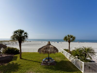 Photo for Charming Sea Breeze 1 Bedroom Gulf Front Condo