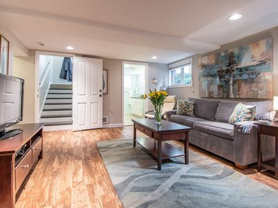 Photo for Family-Friendly Apartment near UW, Parks, Transit