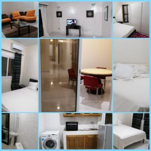 Photo for Furnished apartment in Dakar very chic area